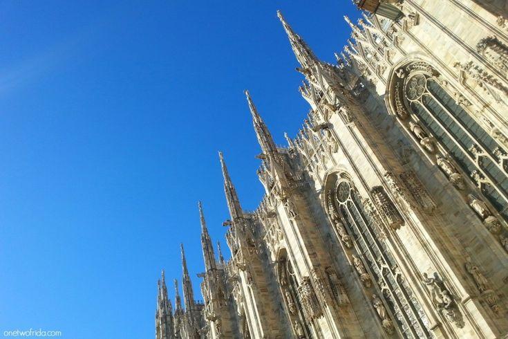 Milano a colori - il blogtour   One Two Frida - Duomo di Milano
