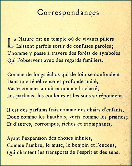 Charles Baudelaire Project Gutenberg