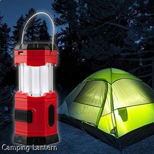 Camping Lantern - excellent choice. Need to check out...