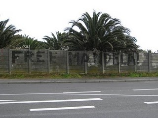 Anzio Rd, Observatory Cape Town - artist unknown