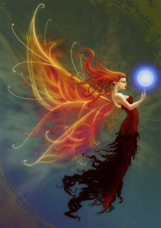 Flame Fairy