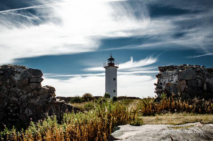 Villa Hottentotti: Gustavsvärn lighthouse