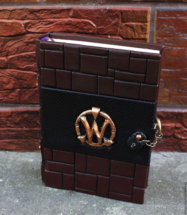 Купить Блокнот по мотивам игры Варкрафт - коричневый, варкрафт, warcraft, wow, world of warcraft