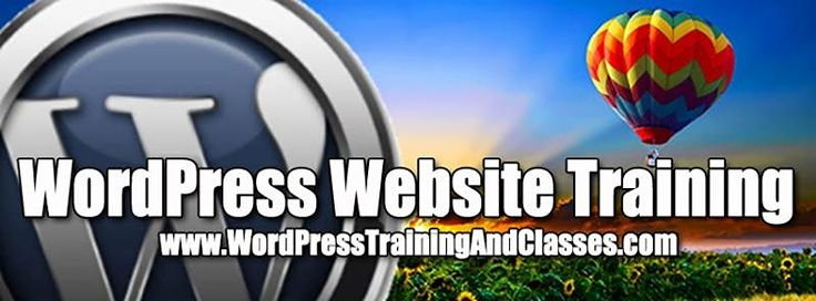 WordPress Website Training Evening Courses