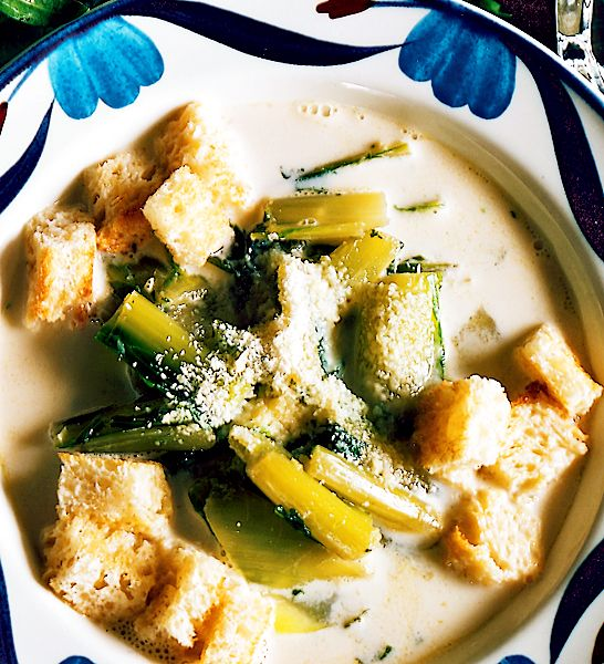 Soppa med mangold | Recept.nu