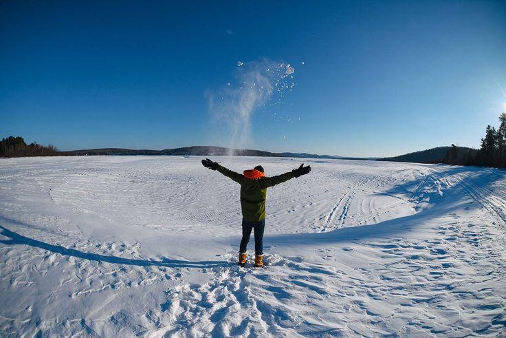 Le Québec est une destination parfaite en hiver, je l'ai découvert cette année. Alors je vous dit donc que faire au Quebec en hiver dans cet article!