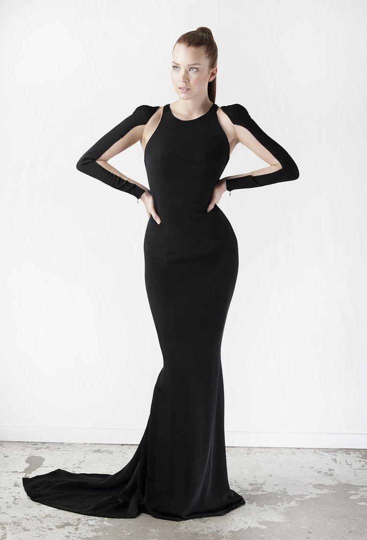 425 besten !! ROBE FONCER # Bilder auf Pinterest   Abendkleider ...