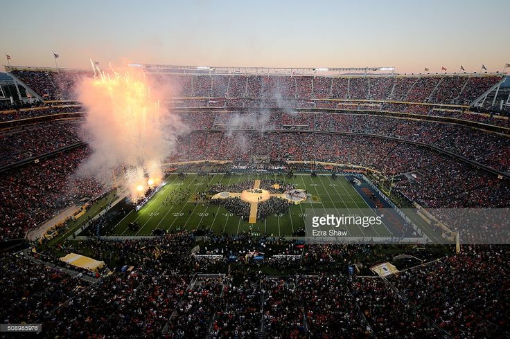 Coldplay performs during the Pepsi Super Bowl 50 Halftime Show at Levi's Stadium on February 7, 2016 in Santa Clara, California.
