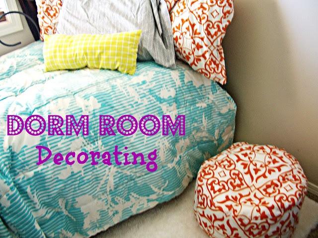 Oh Craft!: Dorm Room Decorating