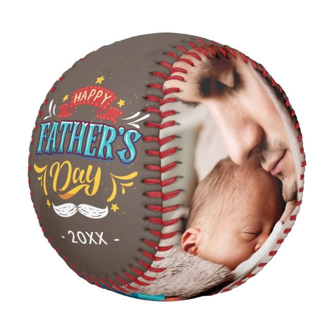 happy fathers day basebal - 650×650