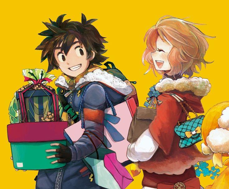 compras de navidad amourshipping! :D