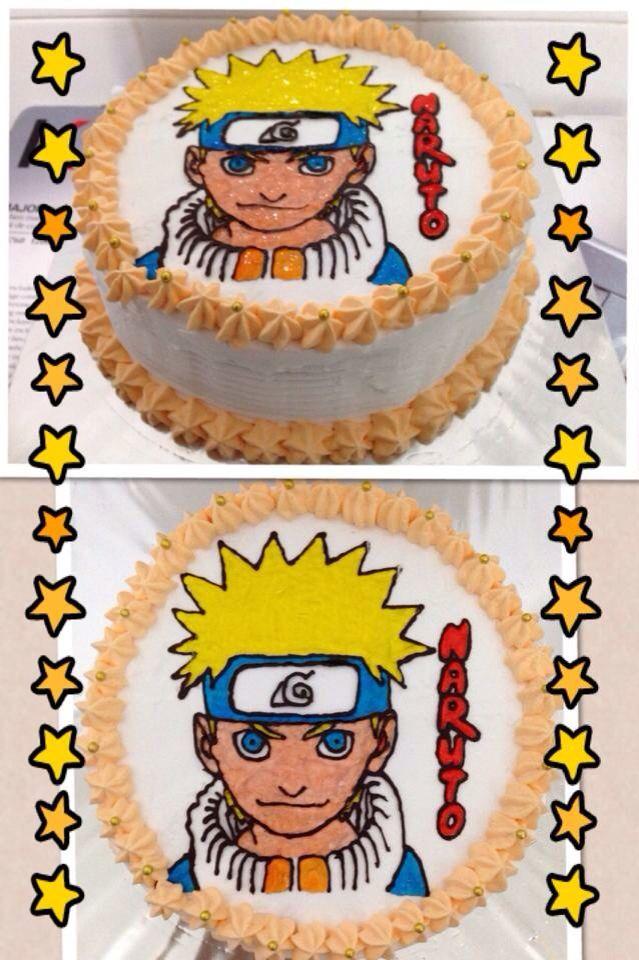 Birthday cake for my 11yrs old boy