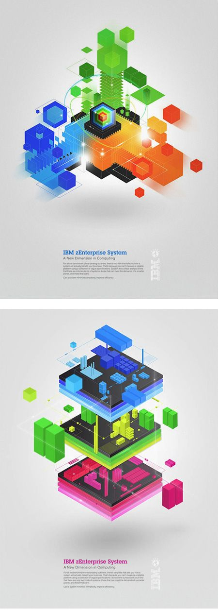 IBM Advertisements for Power Your Planet