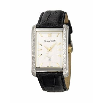 Buy #Romanson #White #Watches for Men - TL2625QMCWH available at Rs 12,771 only