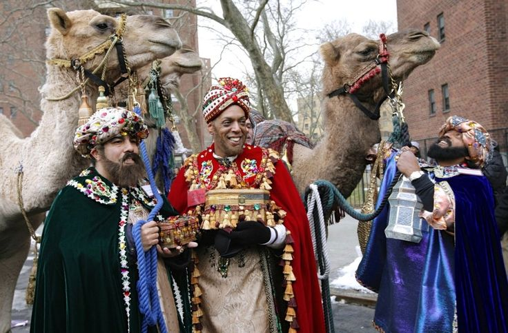 NYC's Three Kings Day (Updated 2014)