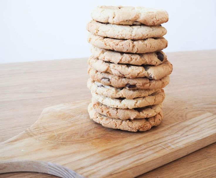 {Thermomix} Classic chocolate chip cookies