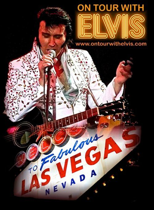 Acto Homenaje Elvis - Michael King