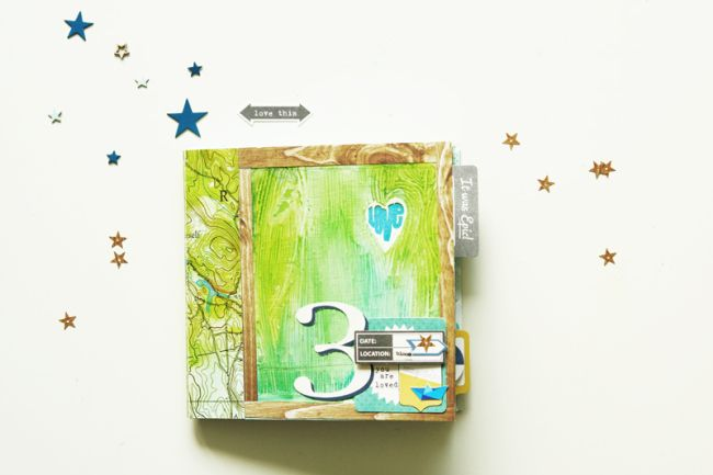 Anna-Maria mini book