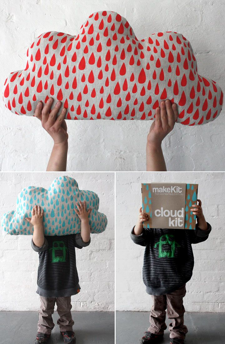 DIY your own clouds