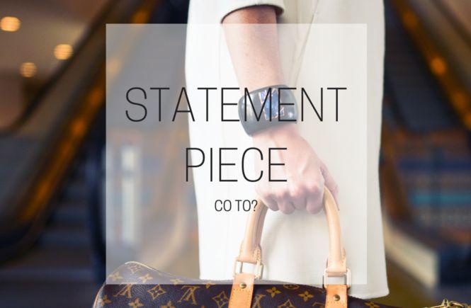 statement piece garderoba kapsułowa http://purevisions.pl/statement-piece/