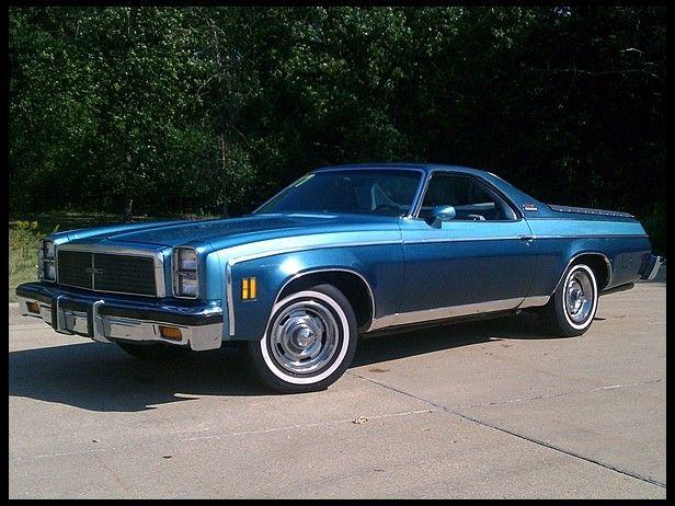 1977 GMC Sprint  a GMC not a Chevy El Camino ?