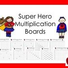 $2.50 Each week my students practice their multiplication facts.  One thing I noticed about my class was when I give them a multiplication grid they don'...