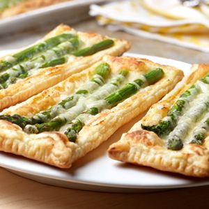 Pepperidge Farm® Puff Pastry - Recipe Detail - Spring Asparagus Tarts