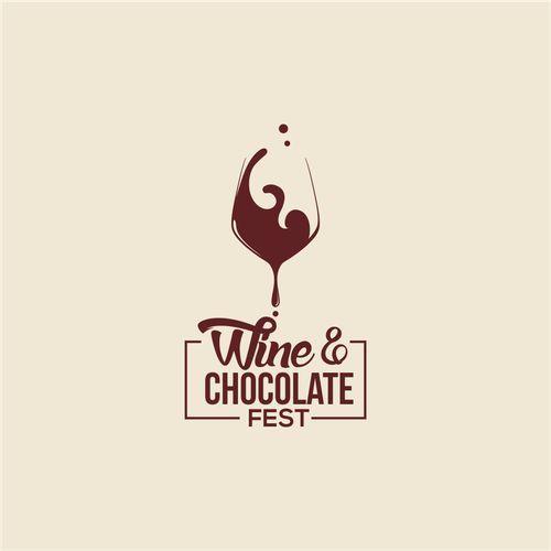 Designs | Wine & Chocolate Fest | Logo design contest
