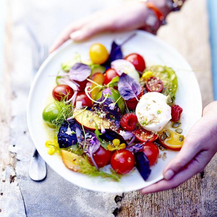 Assiette végétarienne : les conseils et les bons ingrédients pour composer son assiette végétarienne....