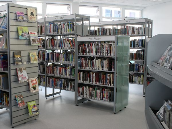 Library Design   Library Shelving   Library Furniture   by HMY Radford part of the HMY Group, your global shopfitting partner