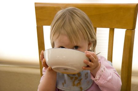 Three E's for Optimal Child Nutrition