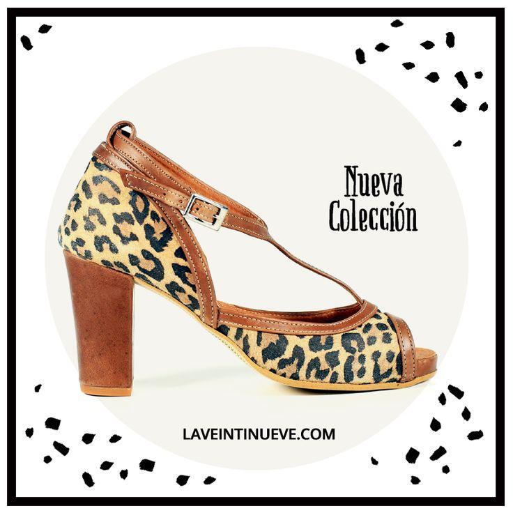 Animal Print Peep Toe #animalprint #peeptoe #heels #barcelona