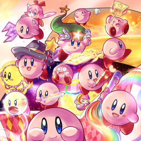 Kirby is Awesome!!!