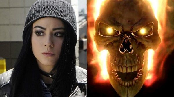 Agents of SHIELD 4: Quake sull'auto del Ghost Rider nei nuovi video dal set!