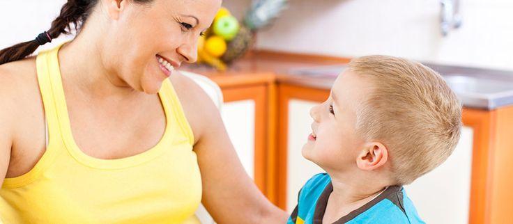 Le texte Établir une bonne communication avec mon enfant