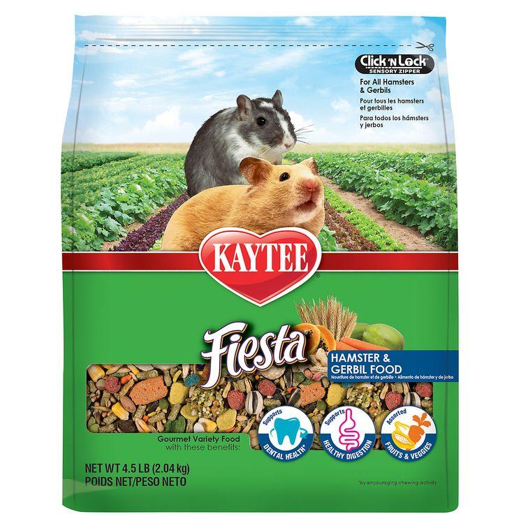 Kaytee Fiesta Hamster & Gerbil Food Hamster food, Gerbil