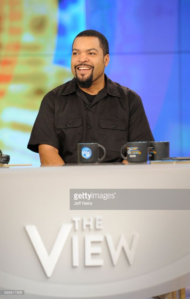 THE VIEW - Tom Perez (DNC Chairman) and Ice Cube are the guests, Thursday, June 22, 2017 on ABC's 'The View.' 'The View' airs Monday-Friday (11:00 am-12:00 pm, ET) on the ABC Television Network. ICE