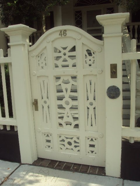 The perfect garden gate in Charleston, SC. - 68 Best Fences And Gates Images On Pinterest Gardens, Cathedrals