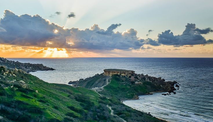 Malta has some great hiking trails, but don't miss this one that has all the terrain in the shortest distance!