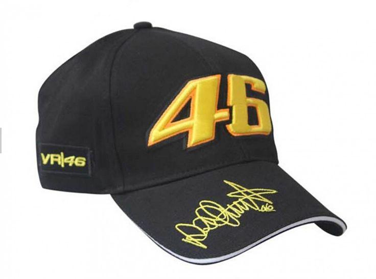 New+Design+Cap+Motocycle+Racing+MOTO+GP+VR+46+Rossi+Embroidery+Sport+Trucker+Baseball+Cap+Hat