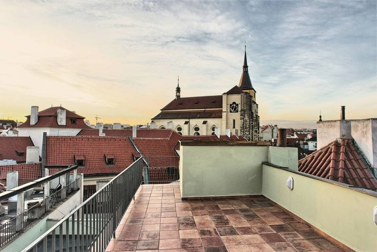 Serviced Penthouse in Prague.