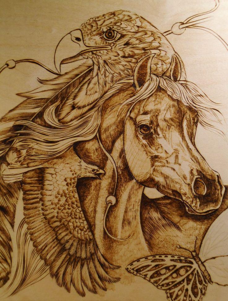 Spirit drawing- lifeissolssongart - LIFE IS... Soul Song Art
