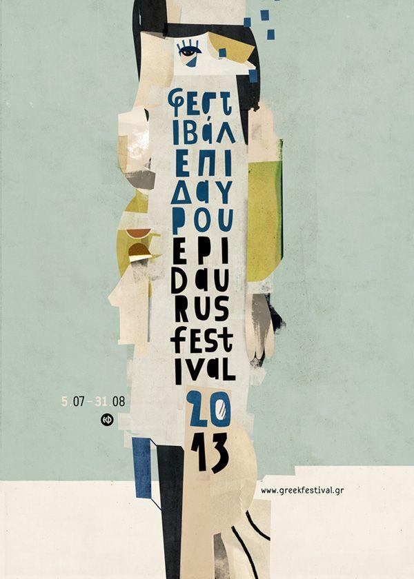 Greek Festival 2013 on Behance