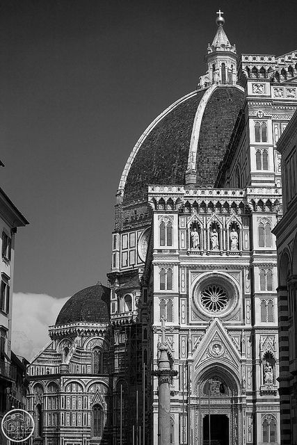 TOSCANA - Firenze - Cattedrale di Santa Maria del Fiore    by Art Landscape on Flickr.