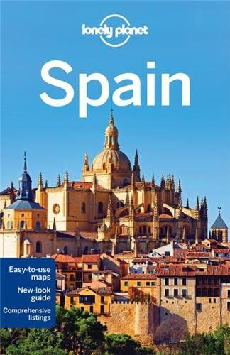 Lonely Planet Spain (Travel Guide) « LibraryUserGroup.com – The Library of Library User Group