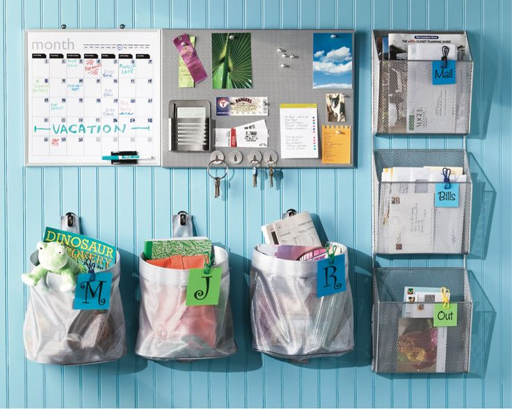50 Ideas to Organize Your Home!