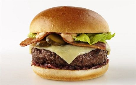 First gourmet burger delivery service for London - Telegraph