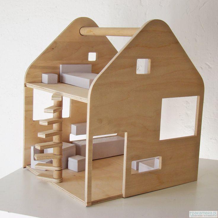 akcesoria-Domek dla lalek