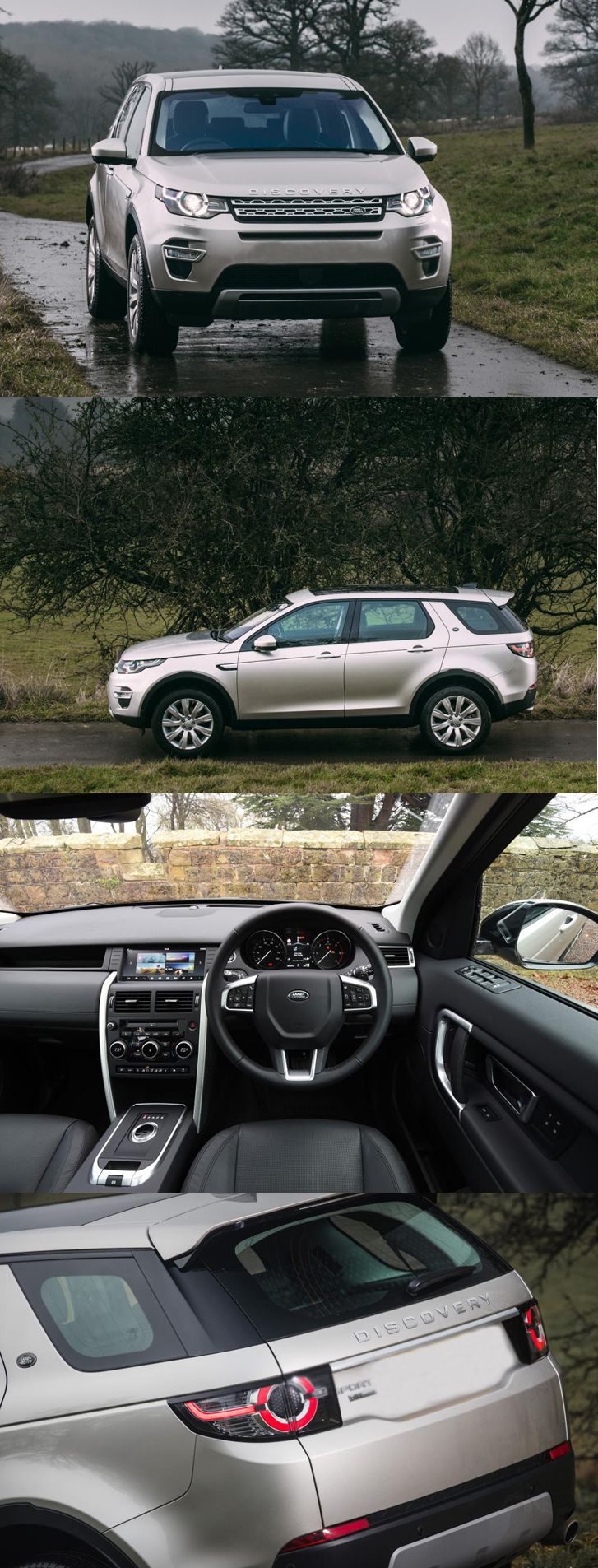 A Review of the 2017 New Land Rover Discovery Sport TD4 For more detail:https://www.rangerovergearbox.co.uk/blog/review-2017-new-land-rover-discovery-sport-td4/