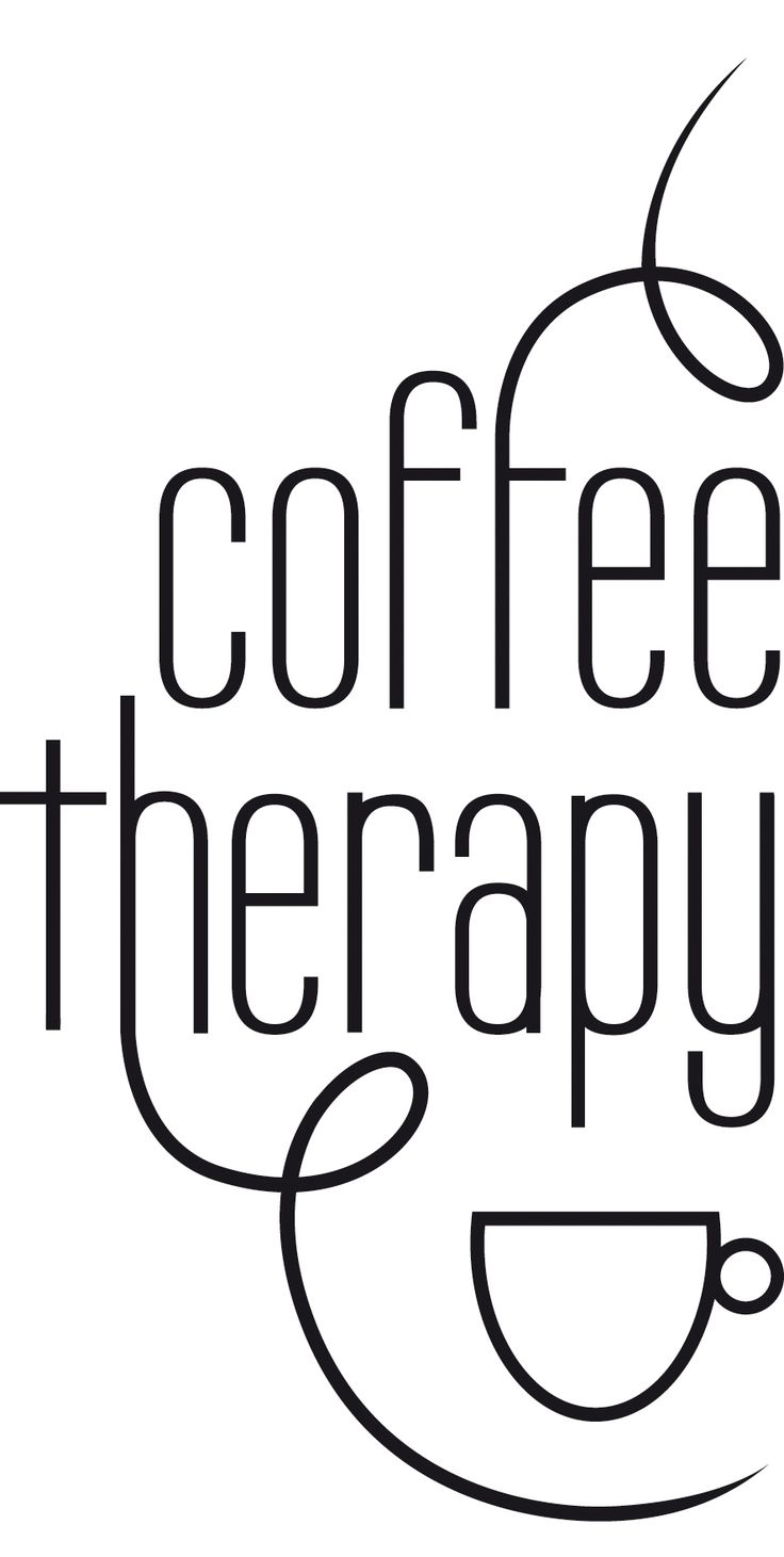 #coffee therapy